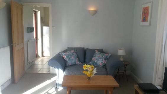 Light-filled sitting room.